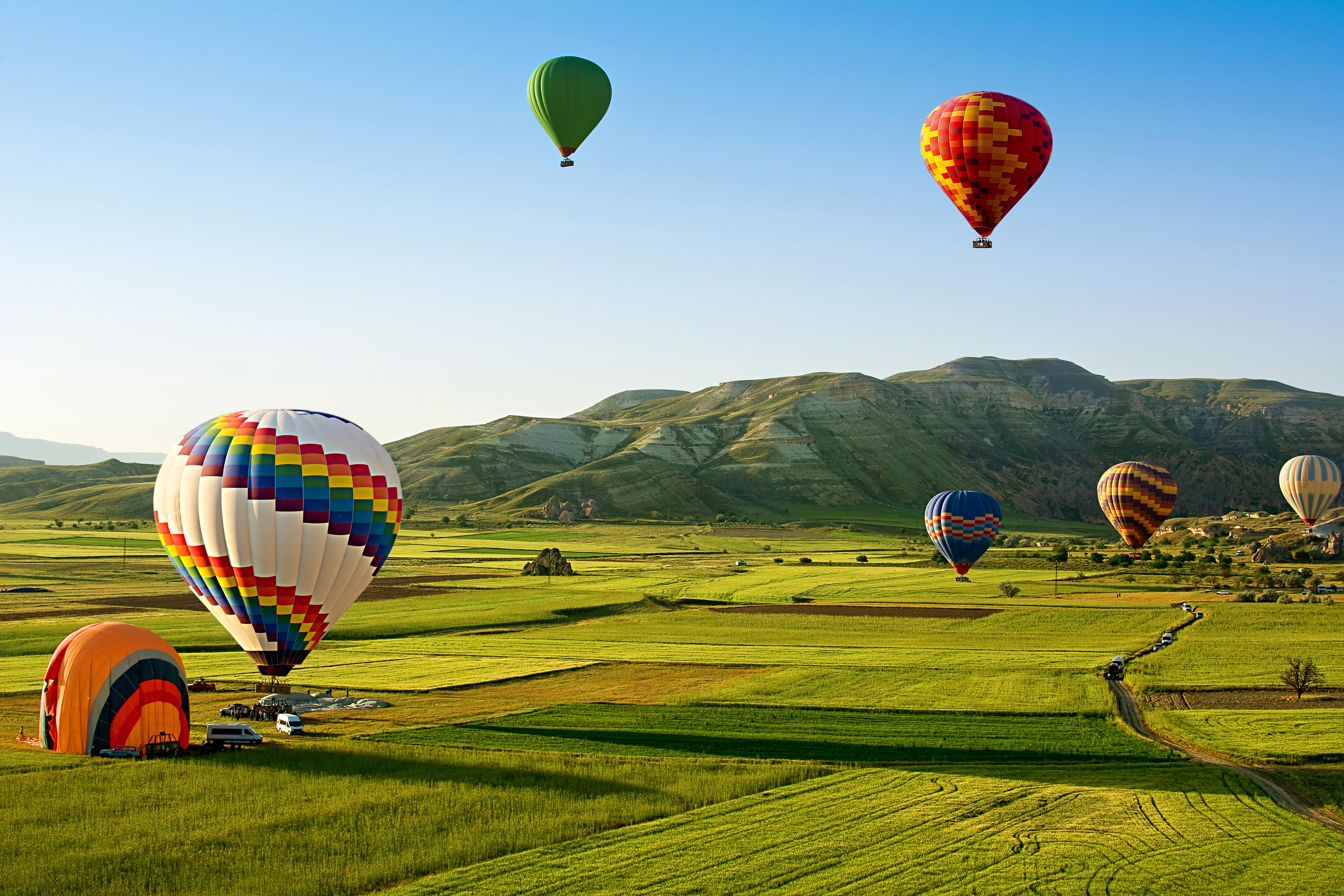 Полет на воздушном шаре Москва Заказать полет на шаре в