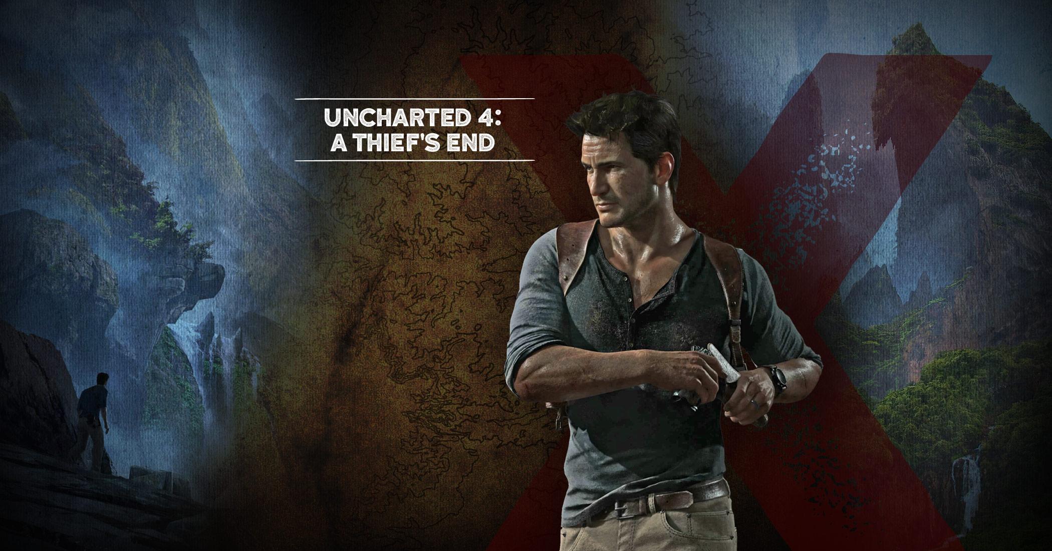 Uncharted 4 a thief s end pc скачать торрент.