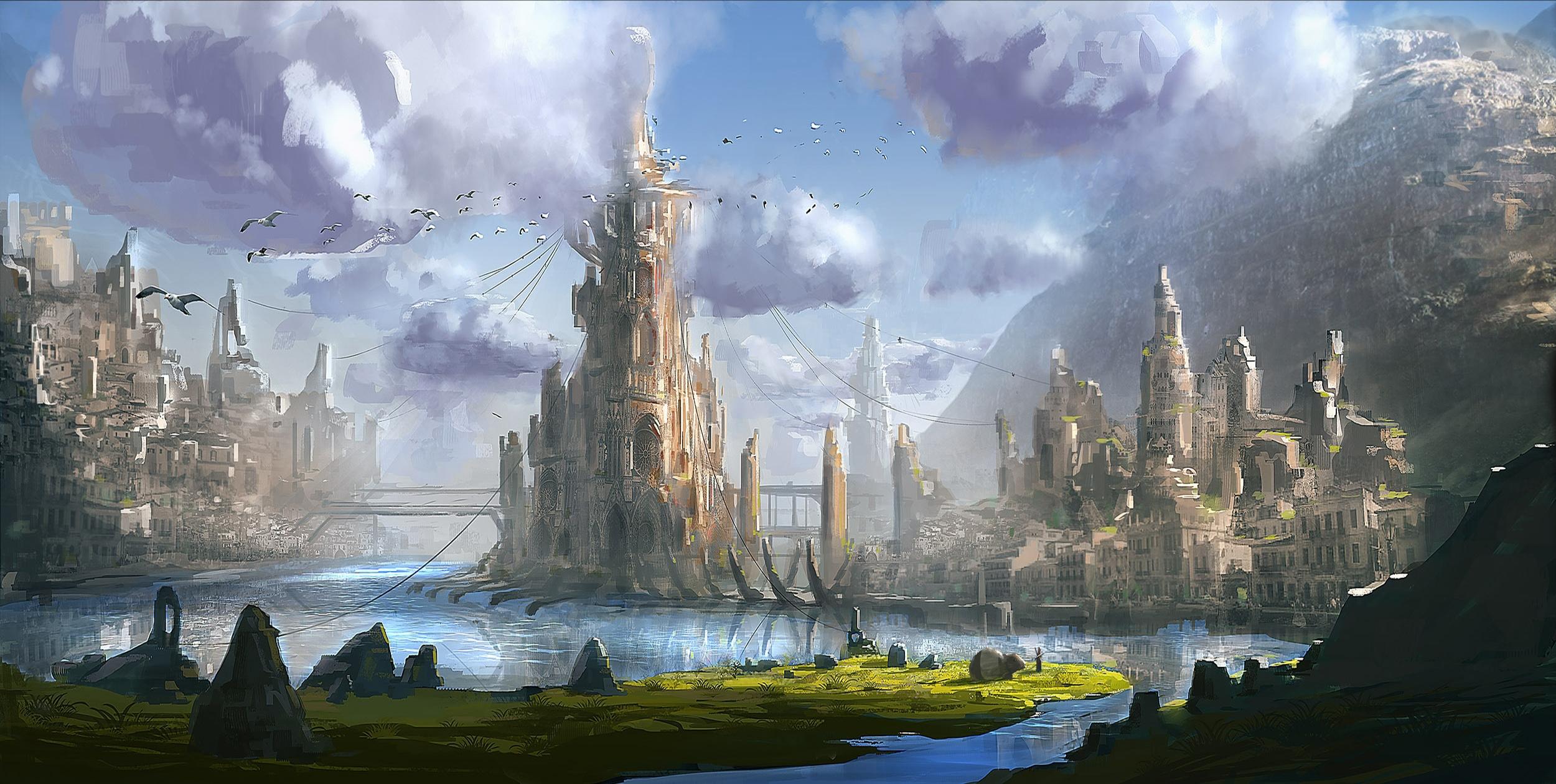 Фантастика замок бесплатно