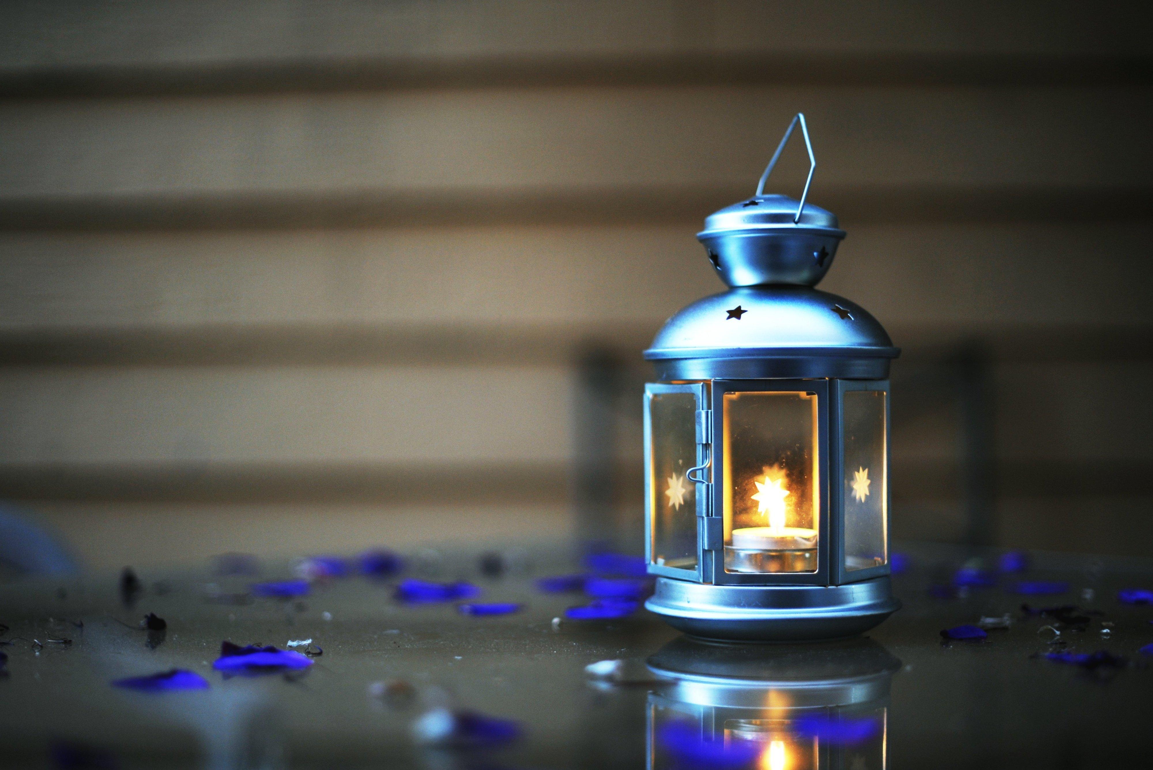 фонарь огоньки лампа сердце загрузить