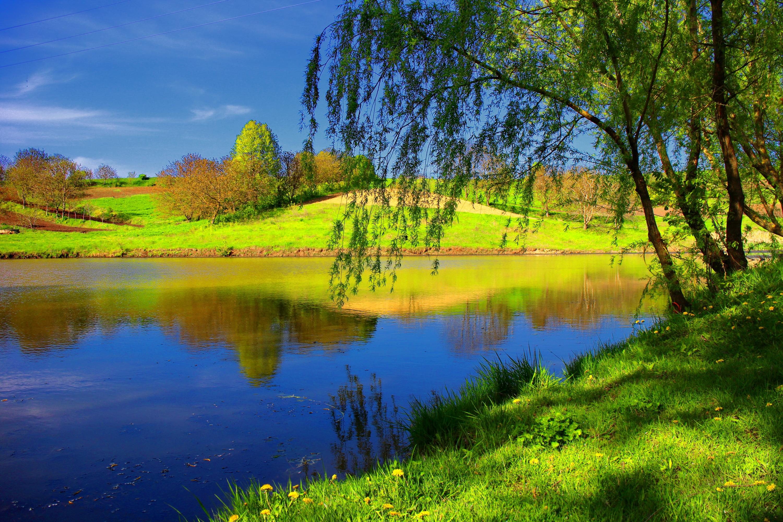 Пейзажи природы красивые фотографии большая подборка