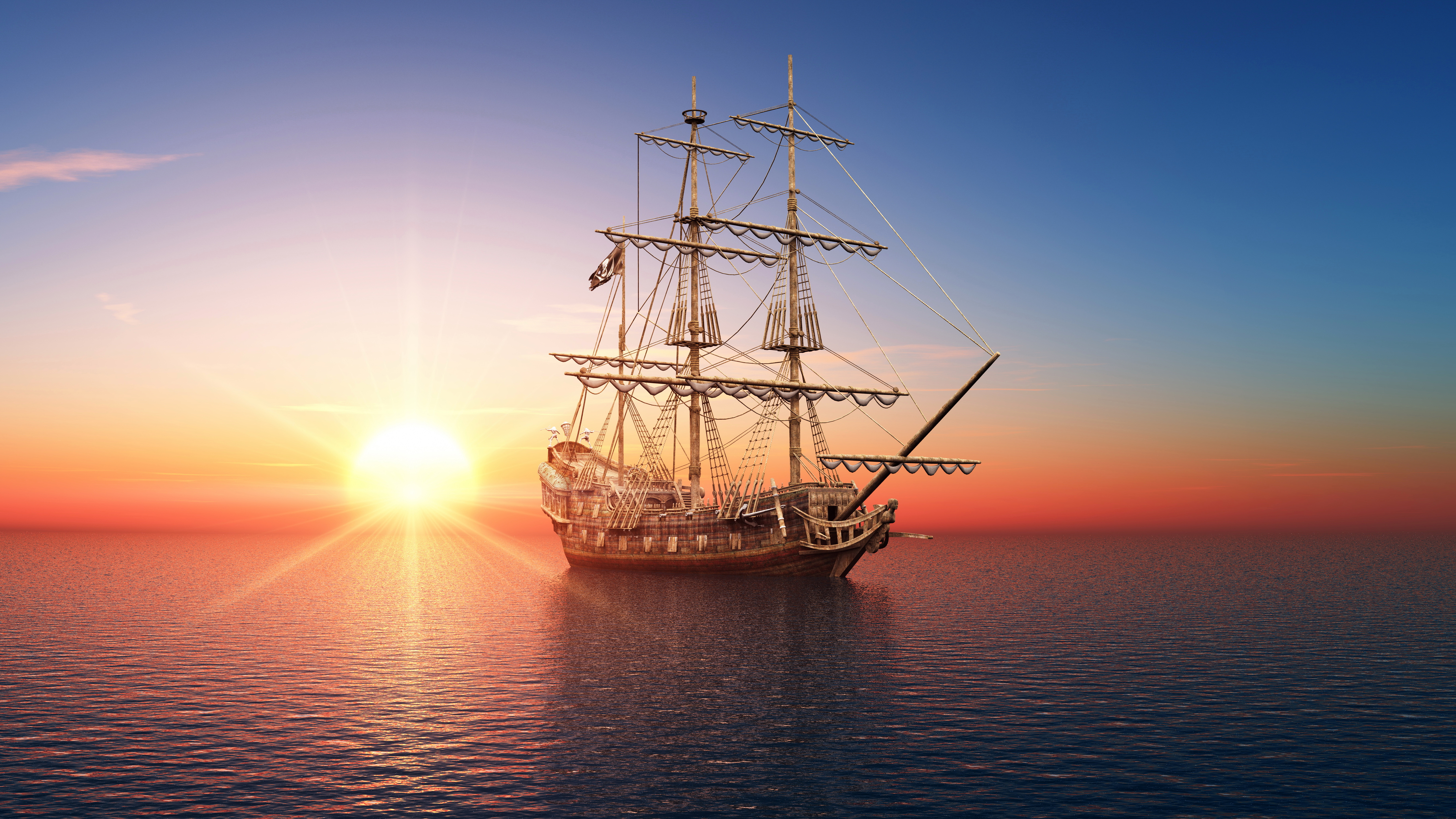 море фото корабли