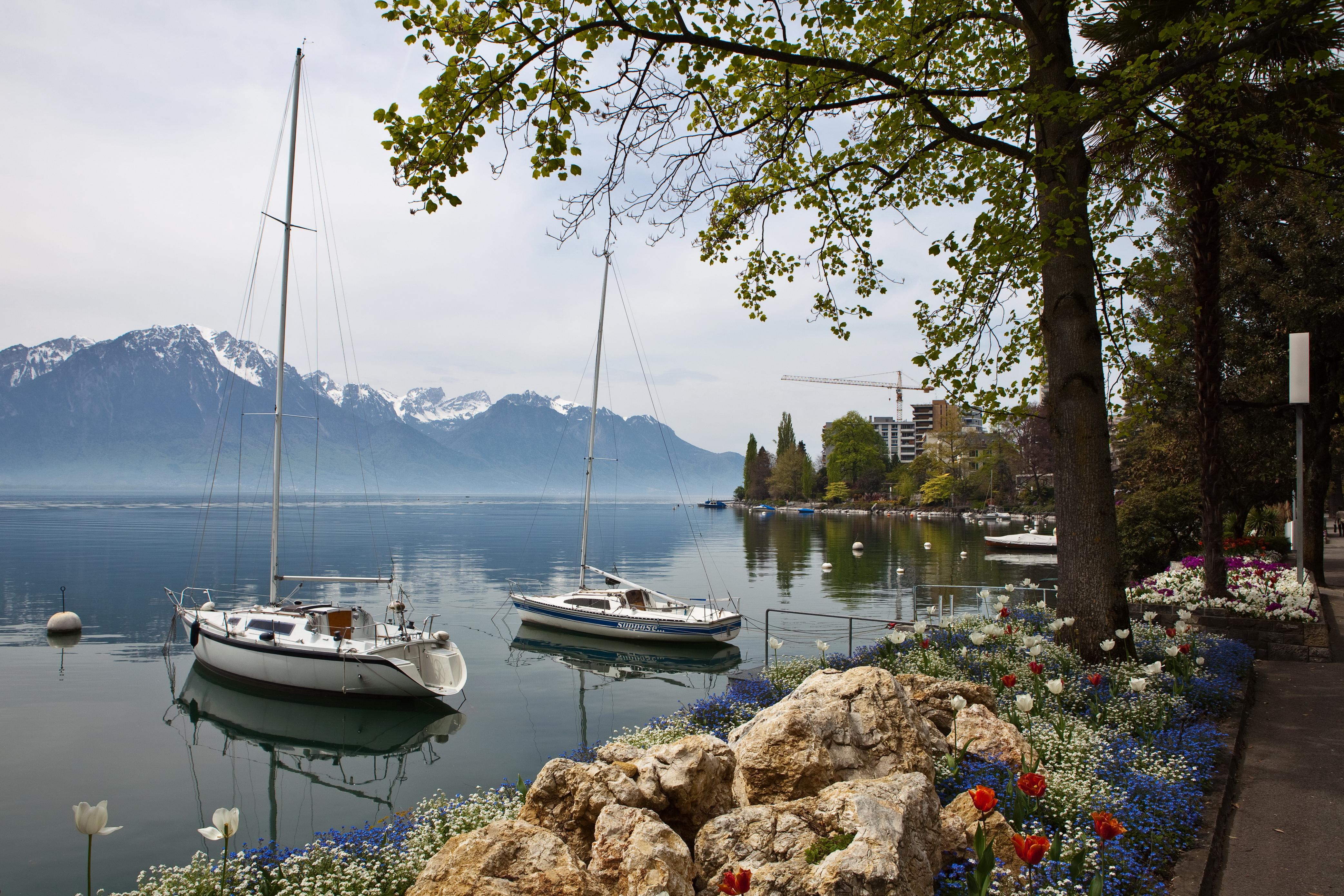 яхта горы загрузить