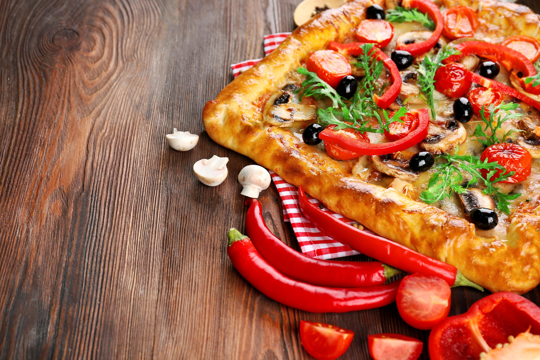 пикантная пицца бесплатно
