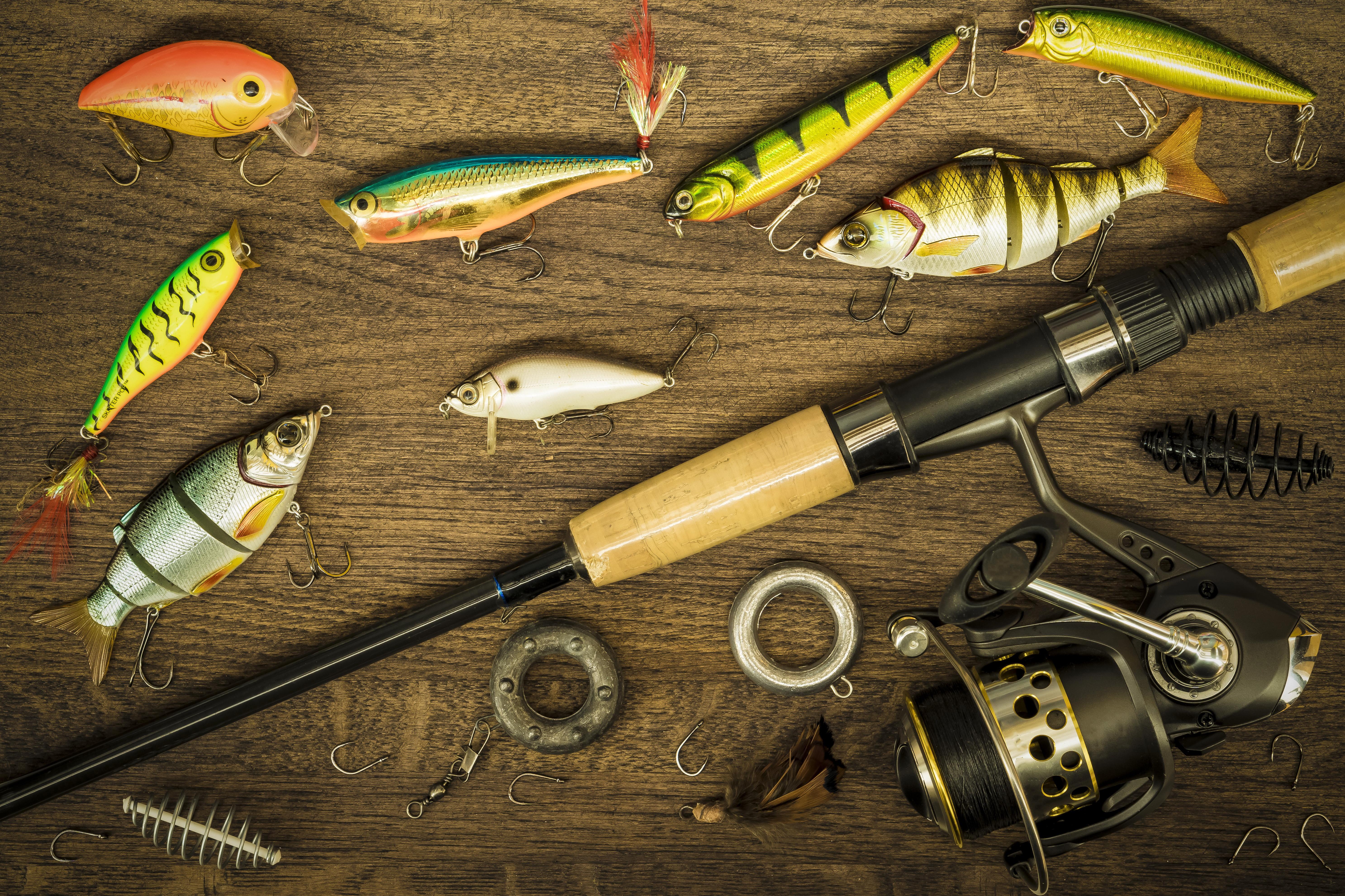 К чему снятся рыболовные снасти