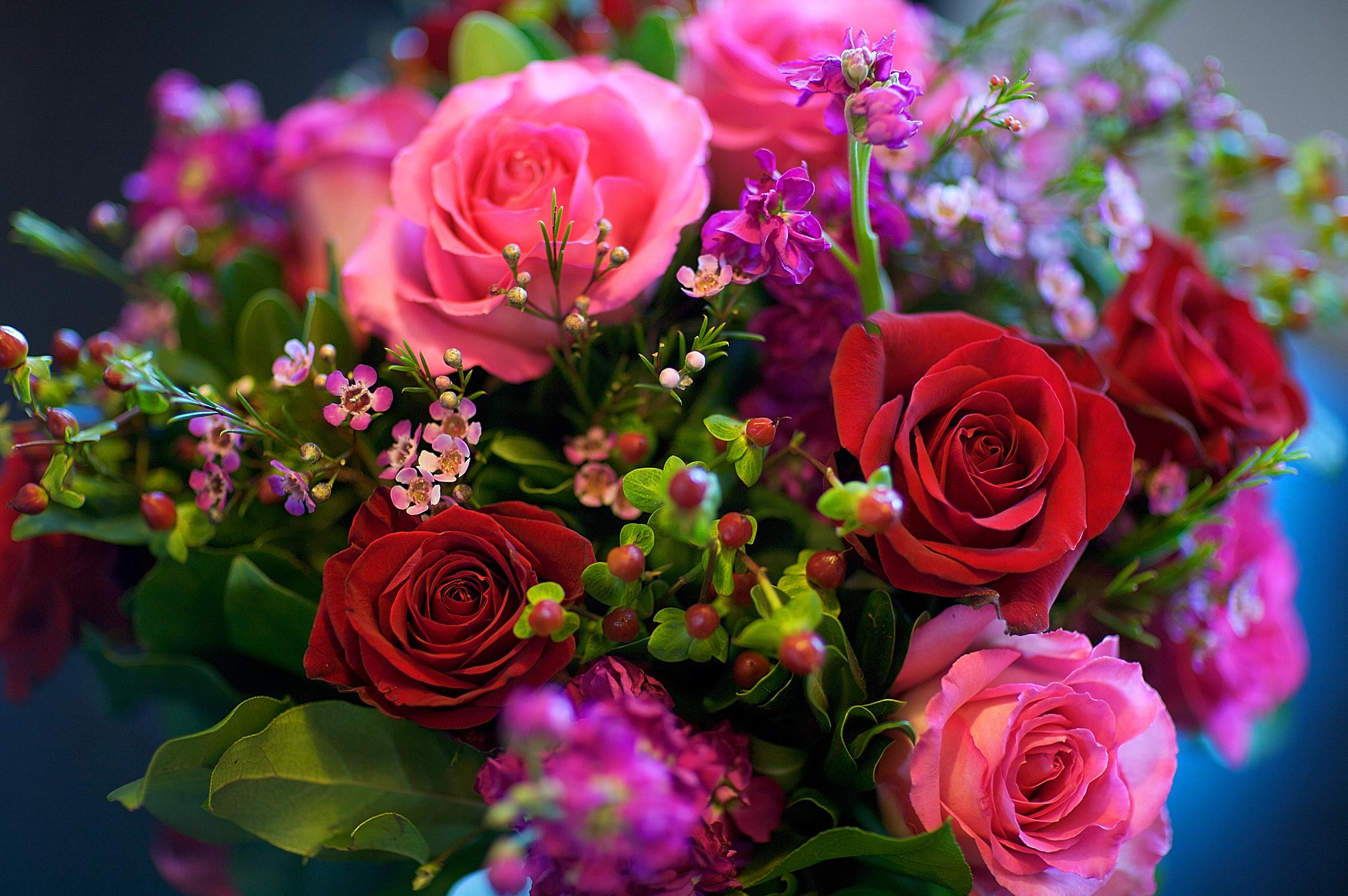 beautiful flower bouquet - HD1200×798
