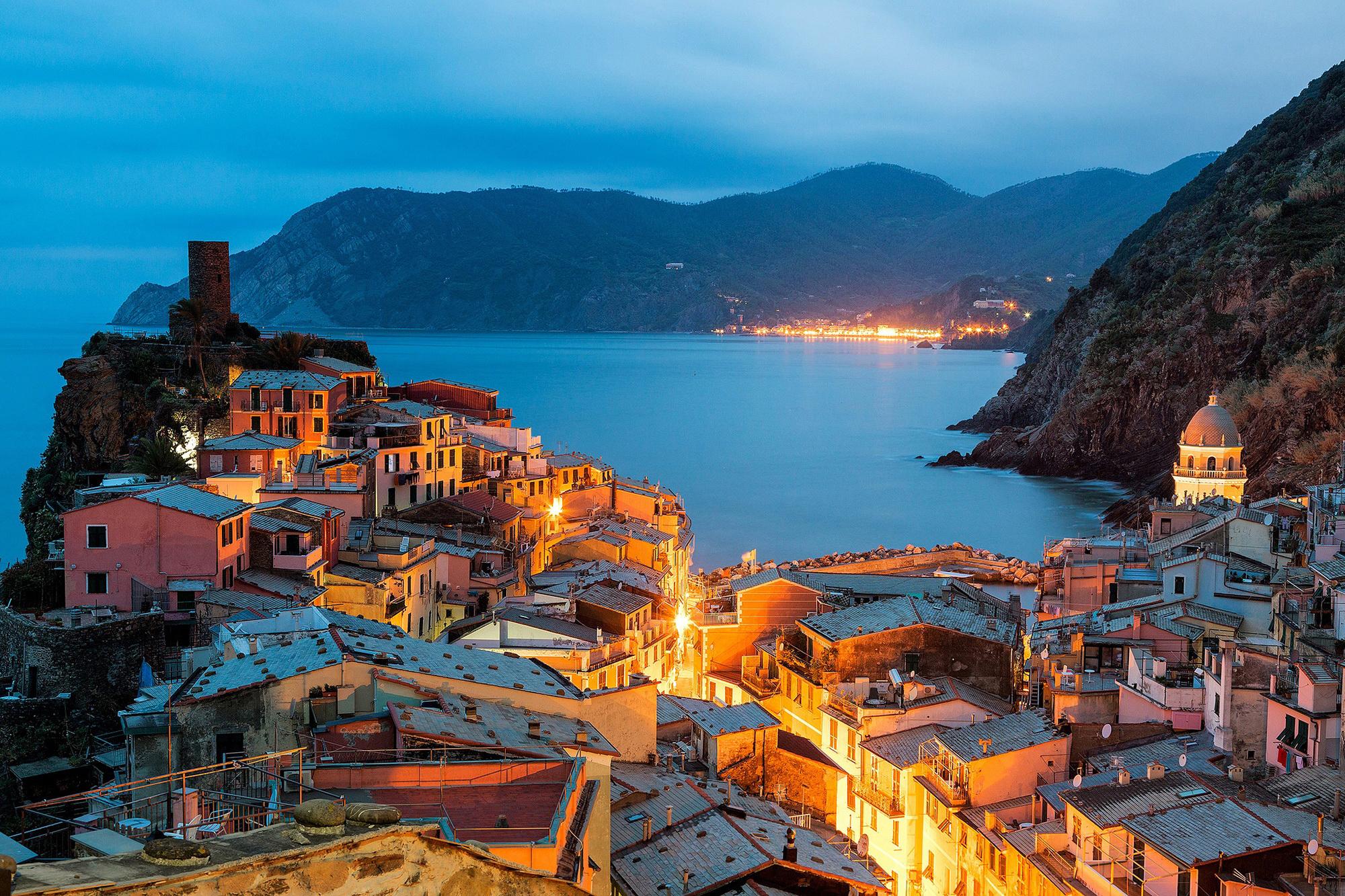 страны архитектура природа море Италия скачать