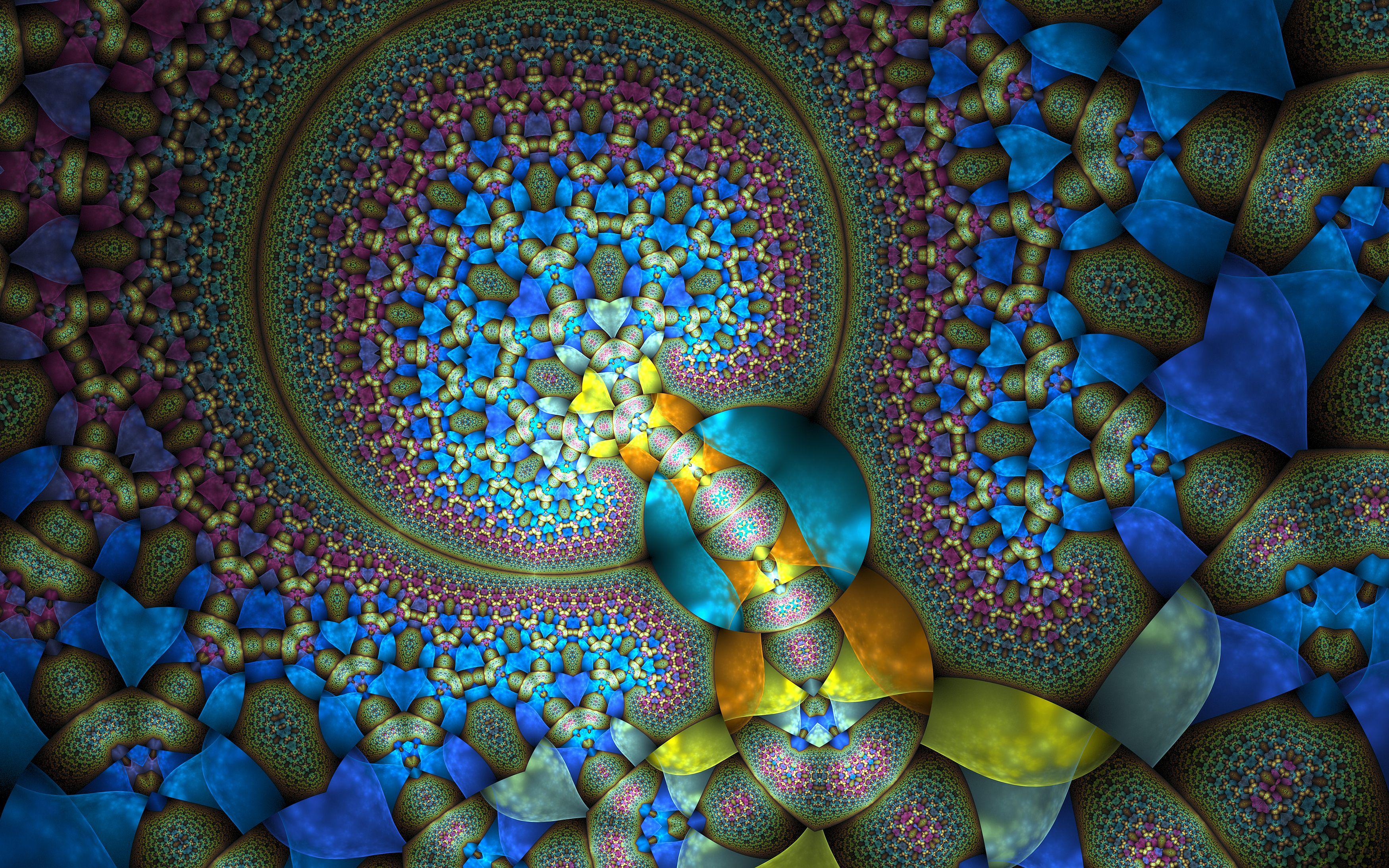 графика абстракция 3D graphics abstraction без смс