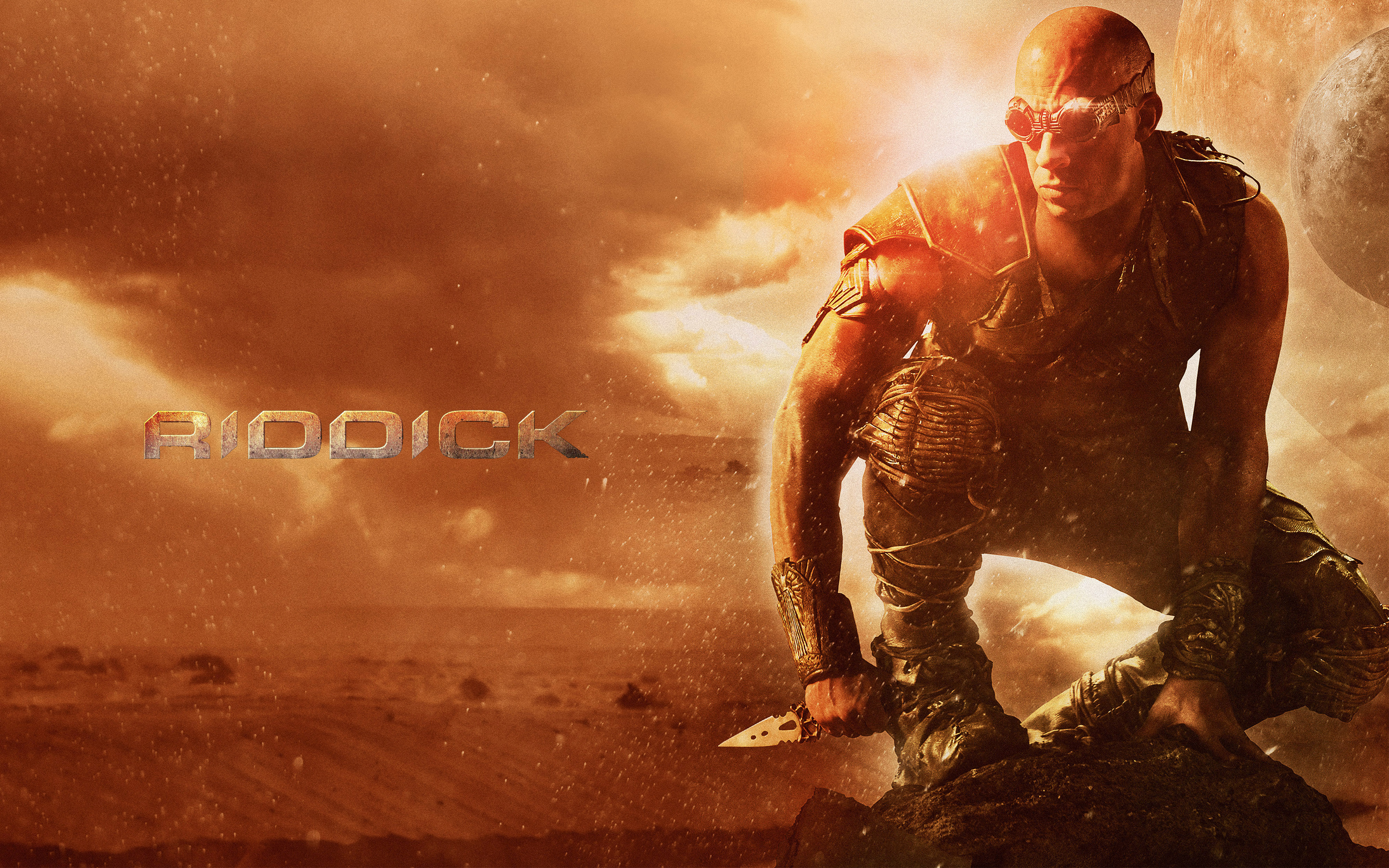 Vin diesel riddick rule the dark online games