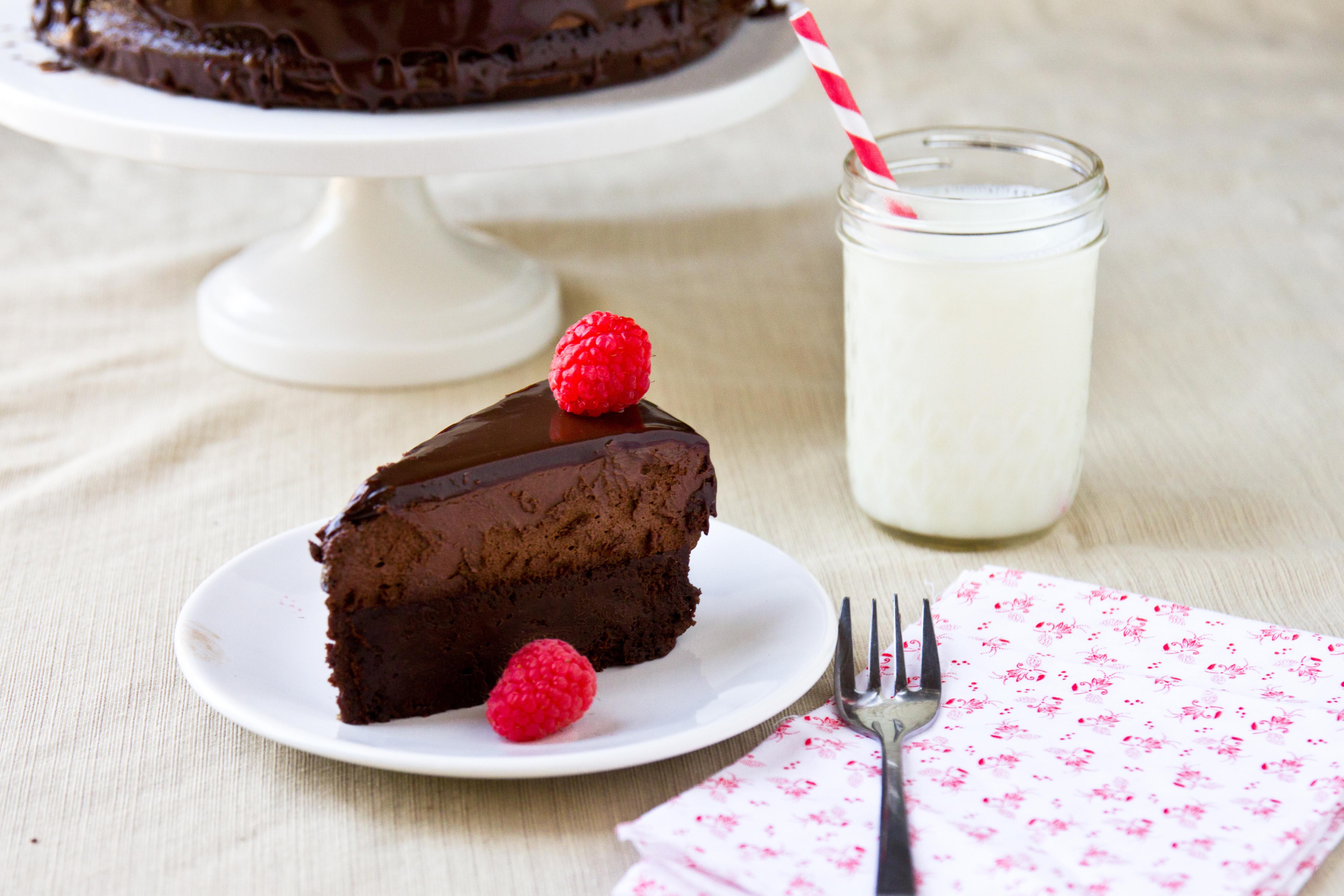 торт с шоколадом бесплатно