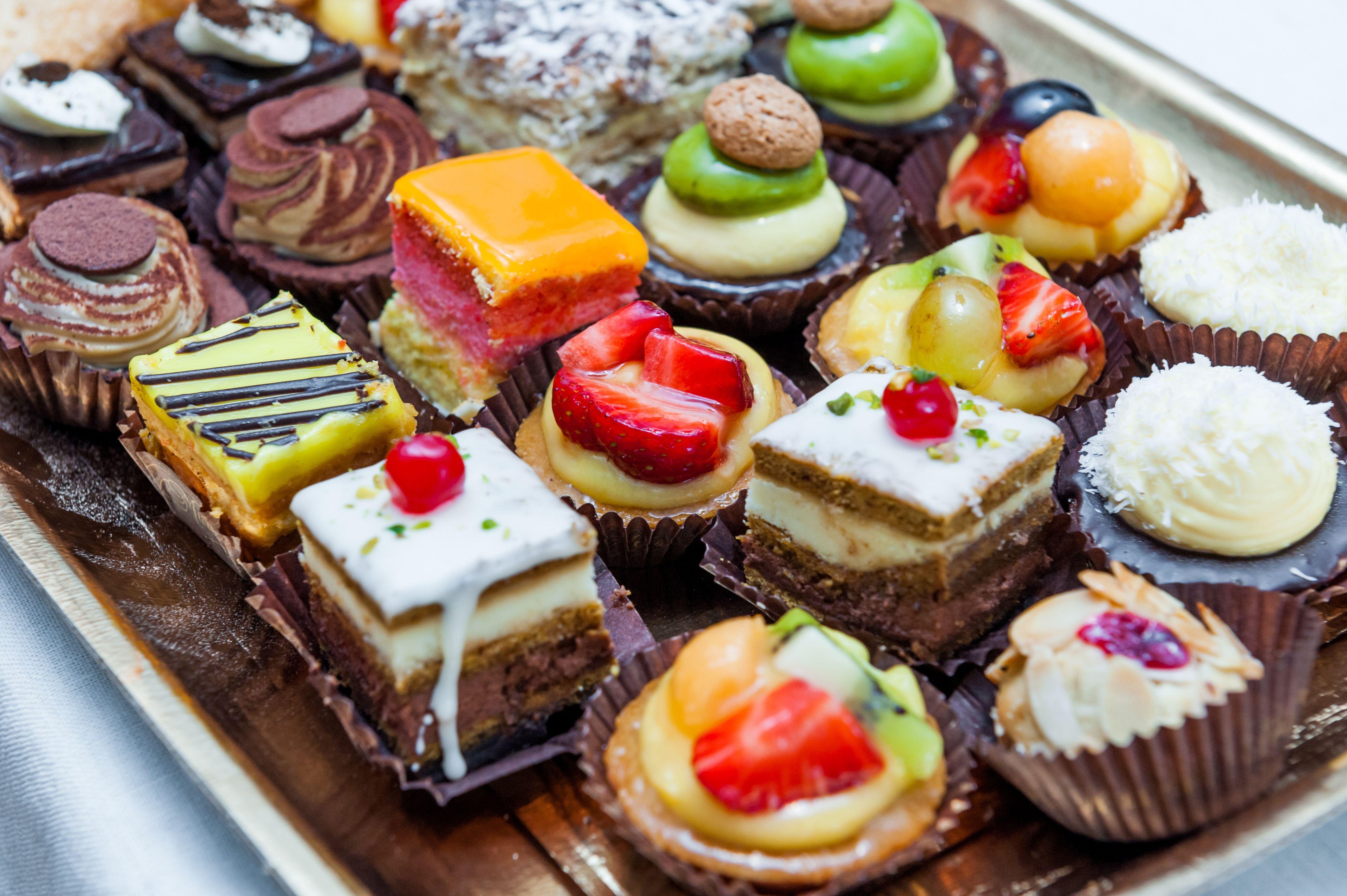 картинки тортики и пирожные