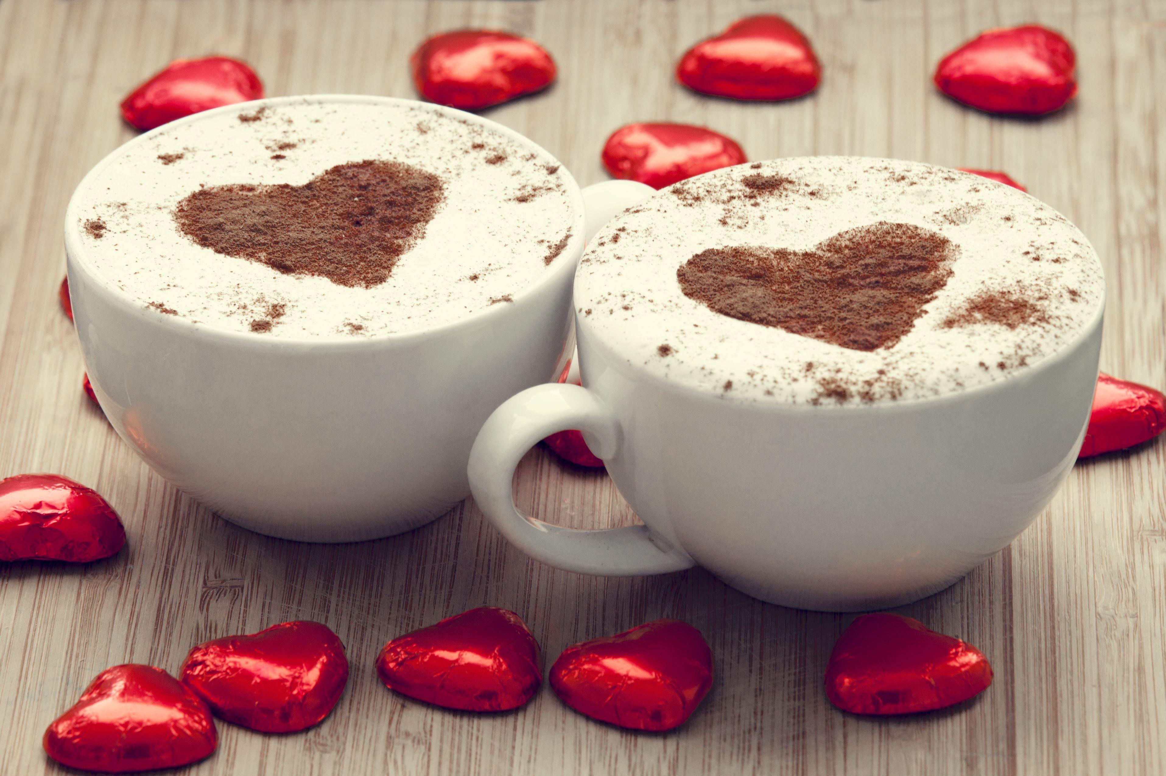 сердце кружки любовь бесплатно