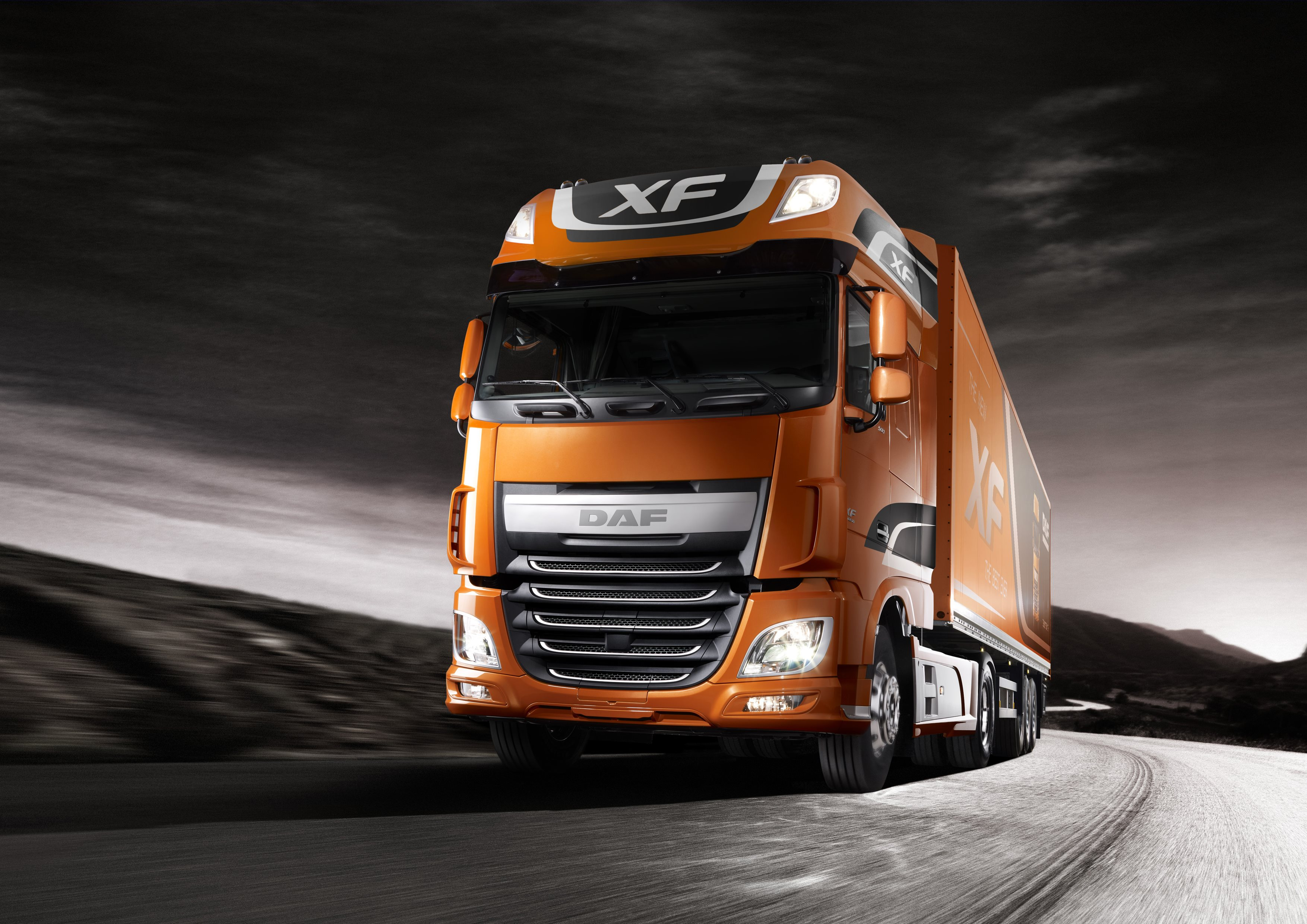 DAF desktop and mobile backgrounds  DAF Corporate