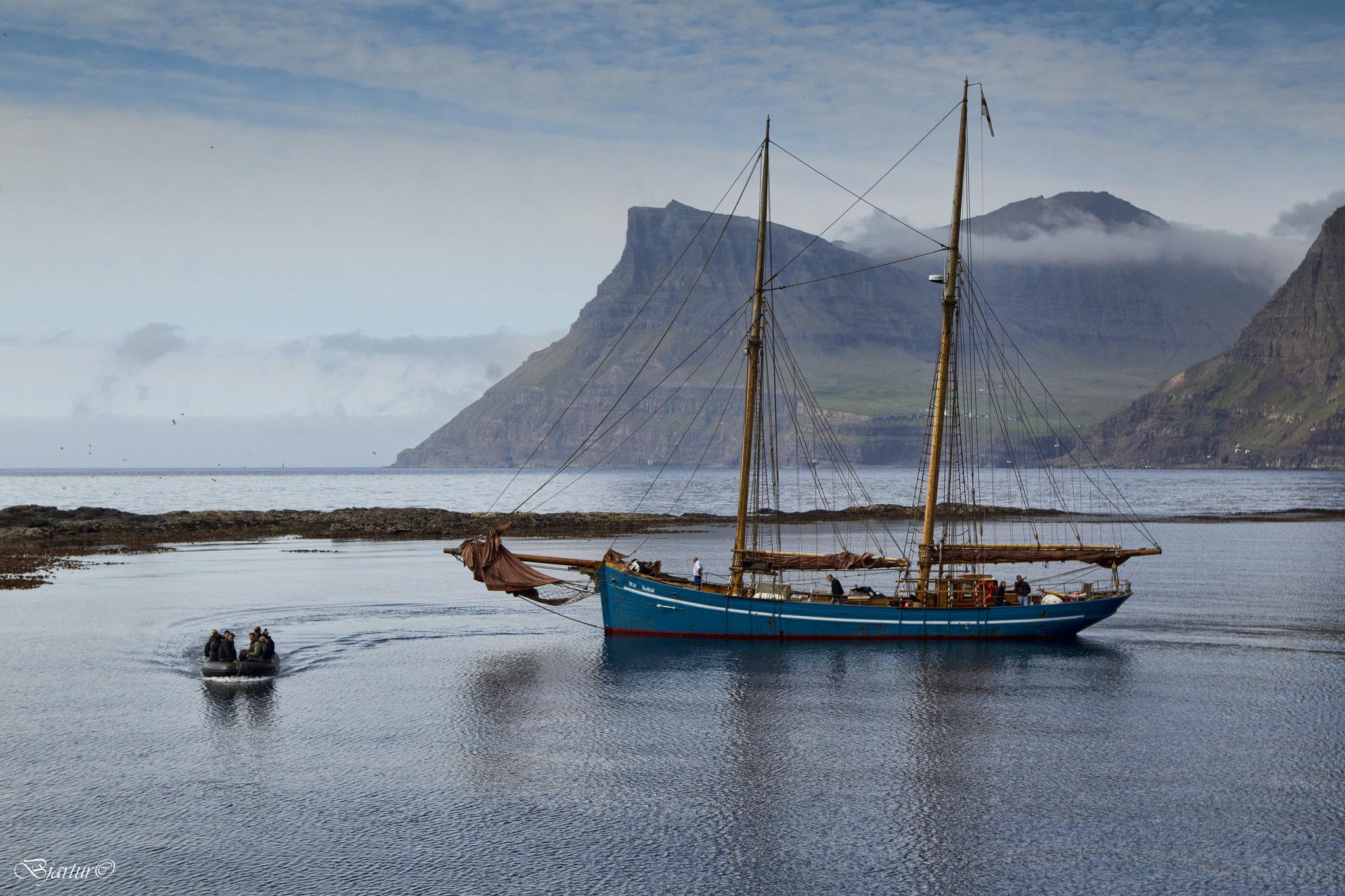 яхта горы без смс