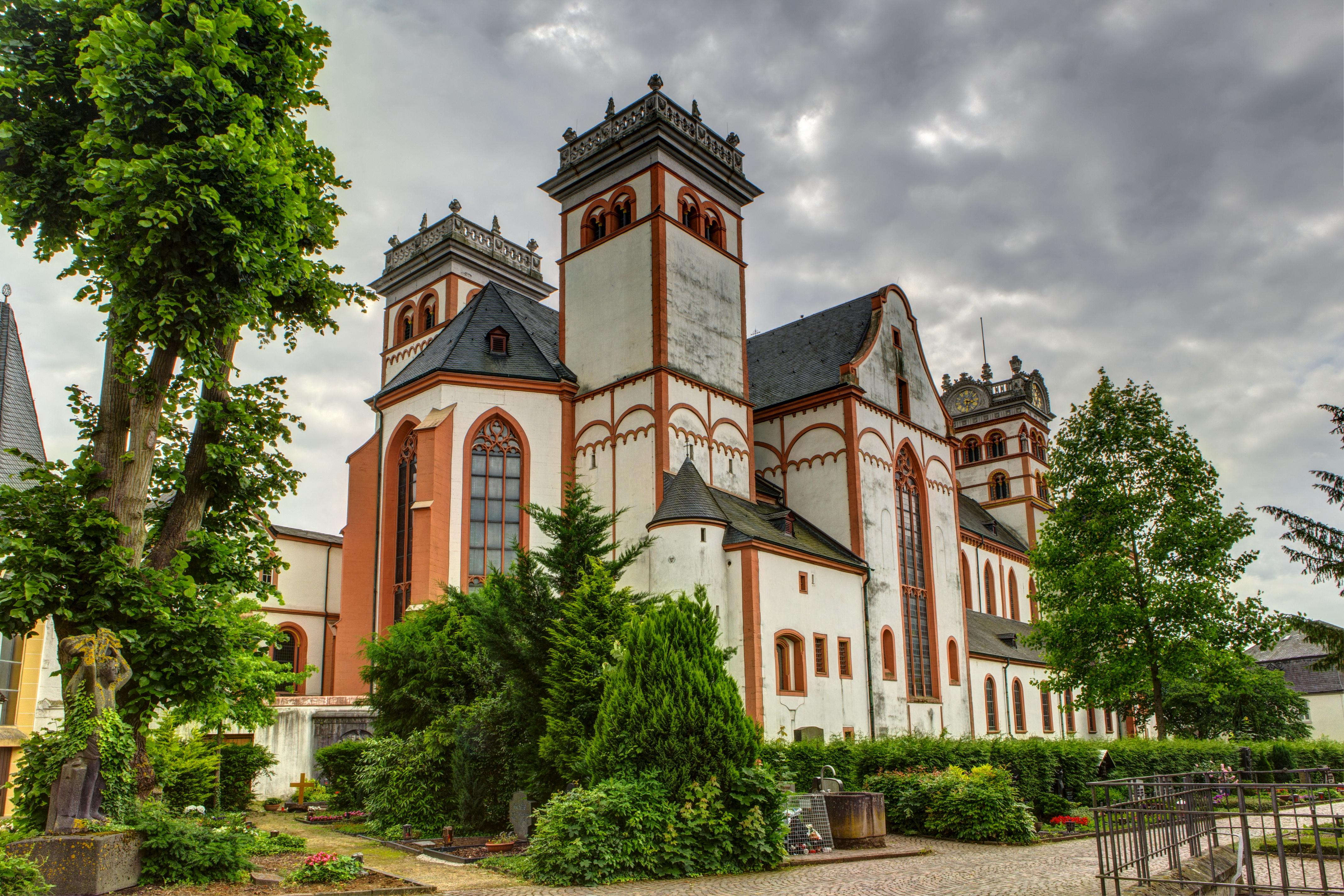 страны архитектура Собор Трир Германия бесплатно