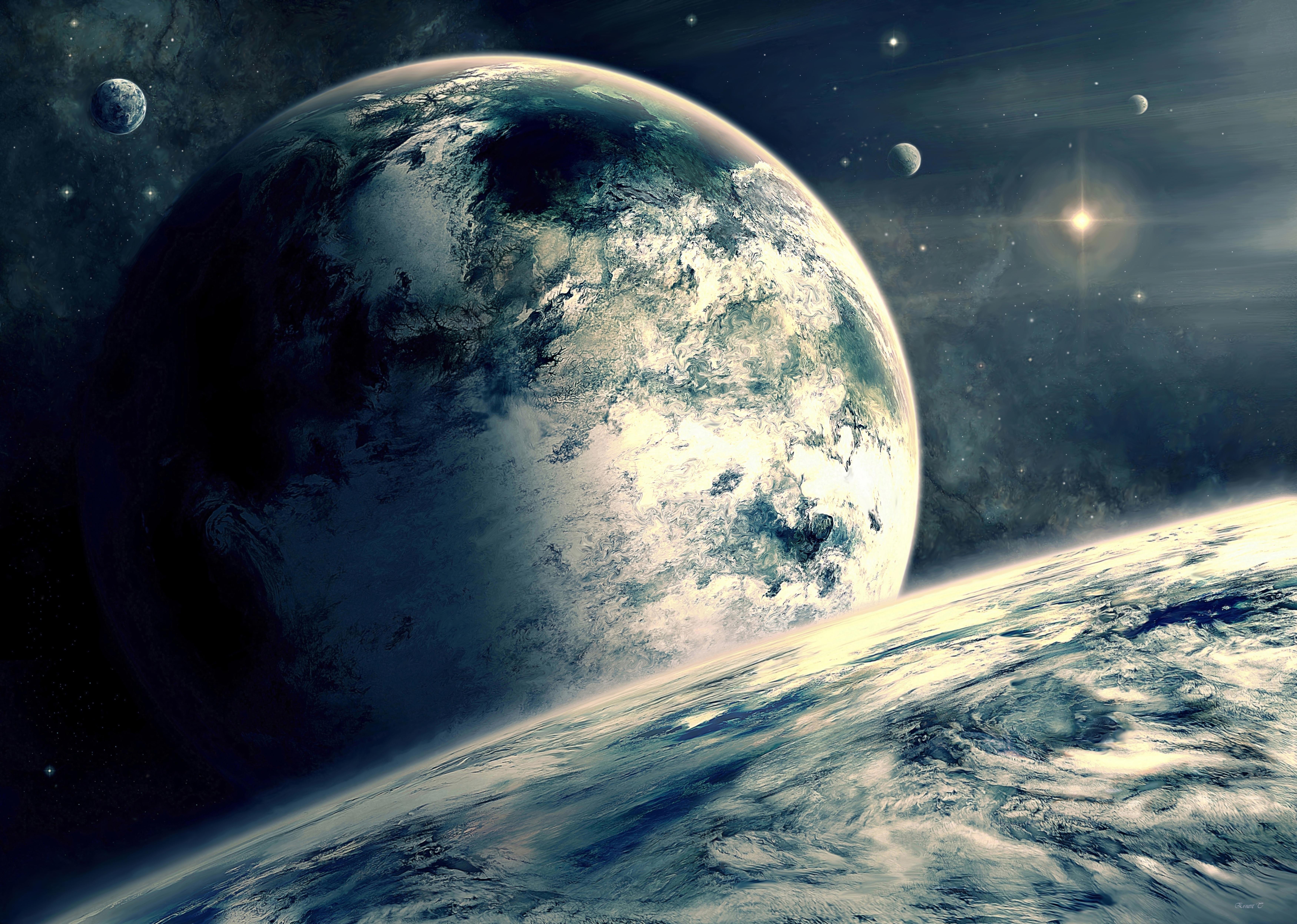 Космос Обои Скачать Бесплатно