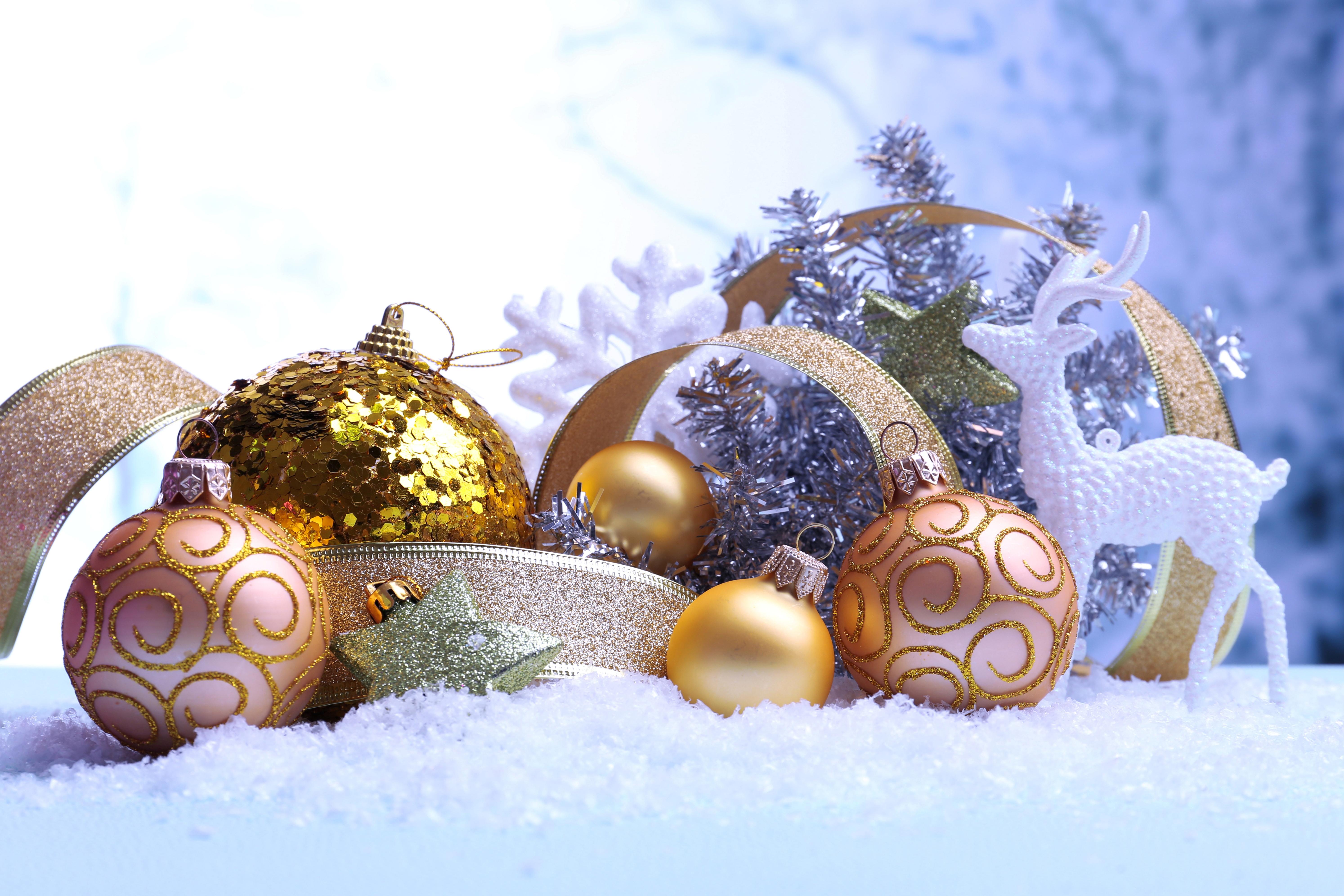 рождество шар елочный без смс