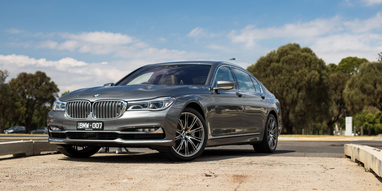Фото BMW G12, 7-Series Седан авто БМВ машина машины Автомобили автомобиль