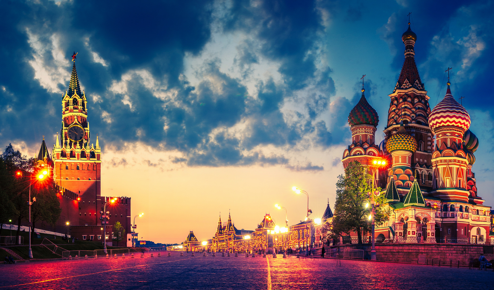Неприступная Москва: почему протестные акции в столице потерпели фиаско