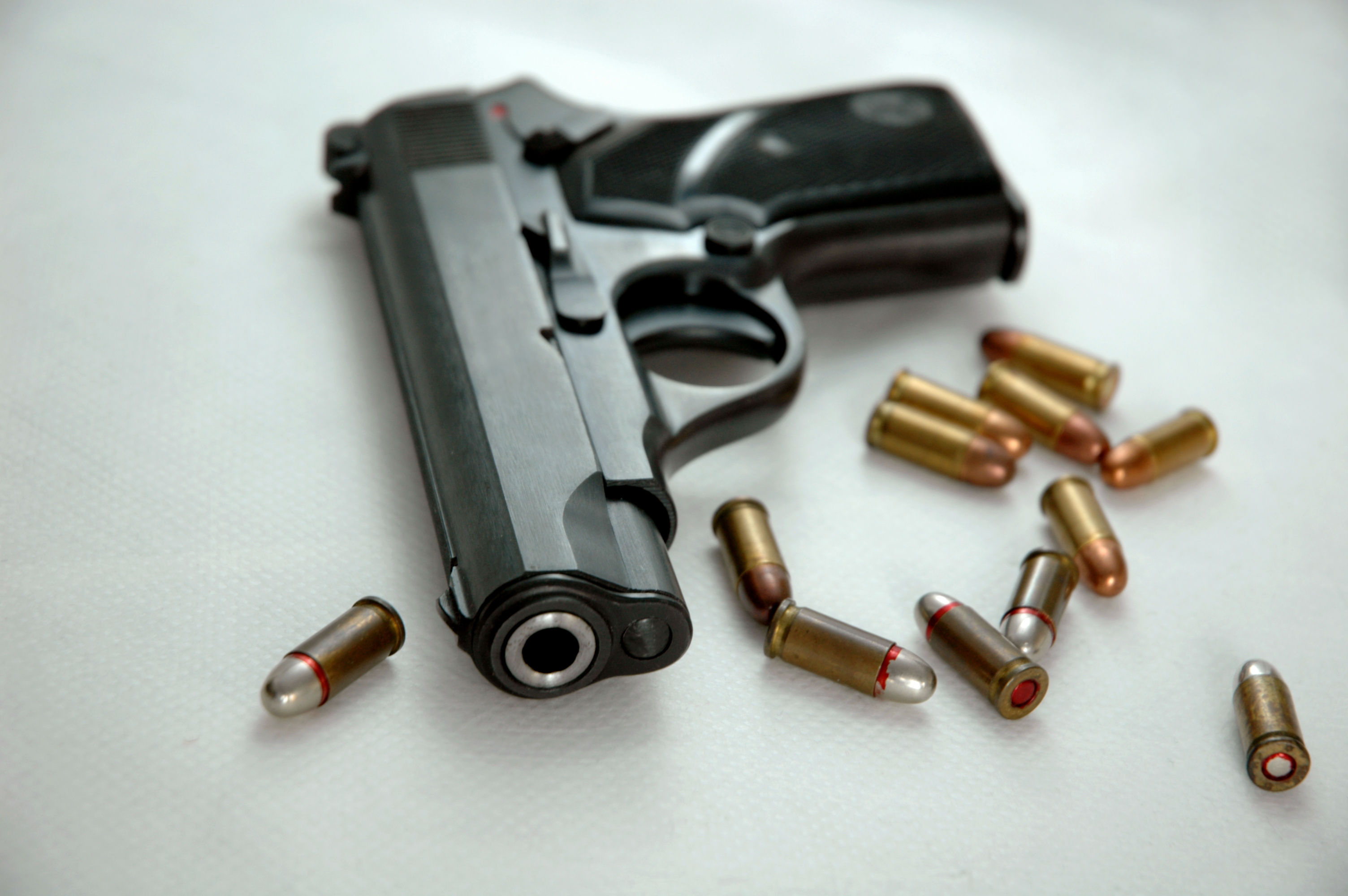 пистолет обойма патроны без смс