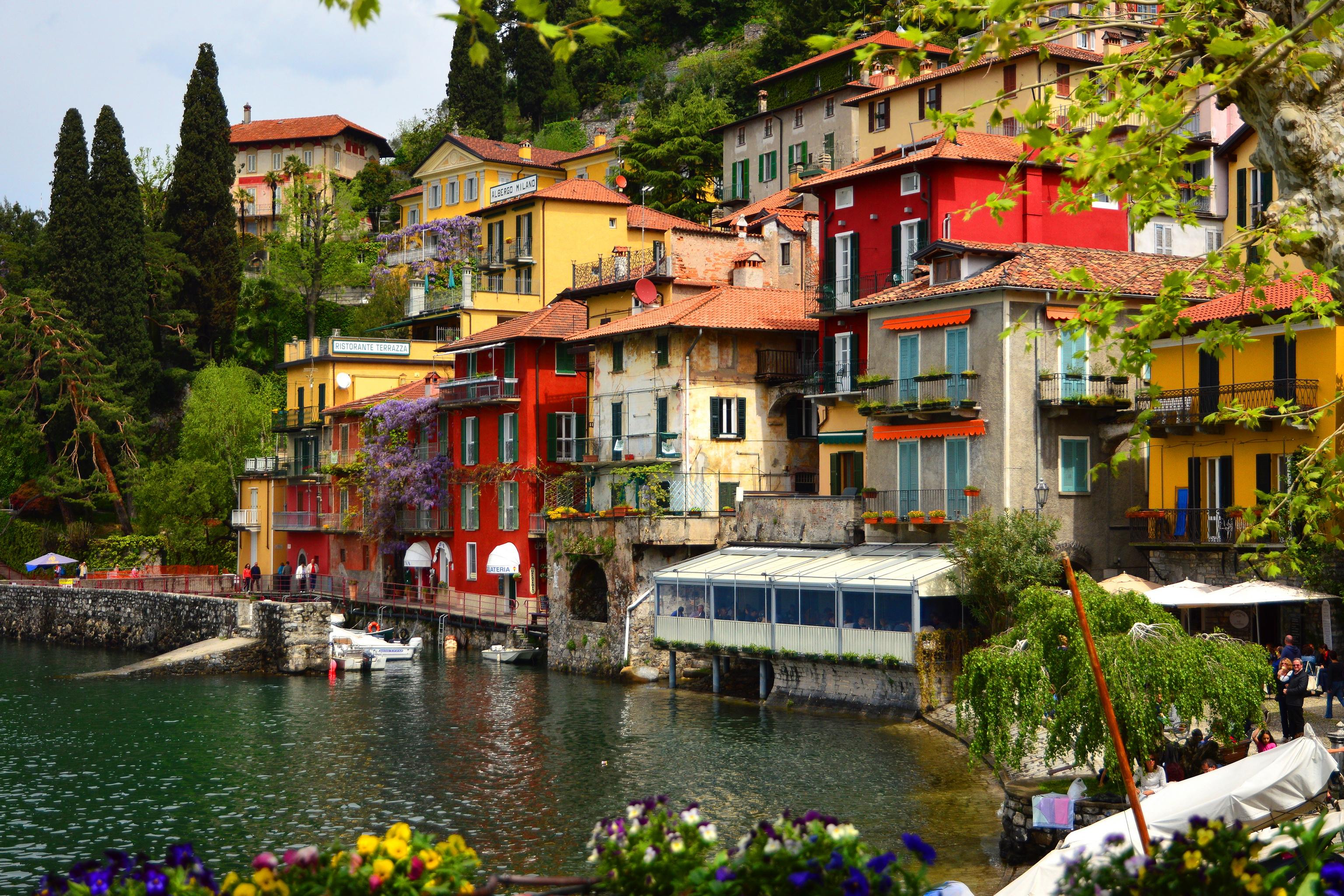 Louer une maison en Lombardie par les commentaires de la mer