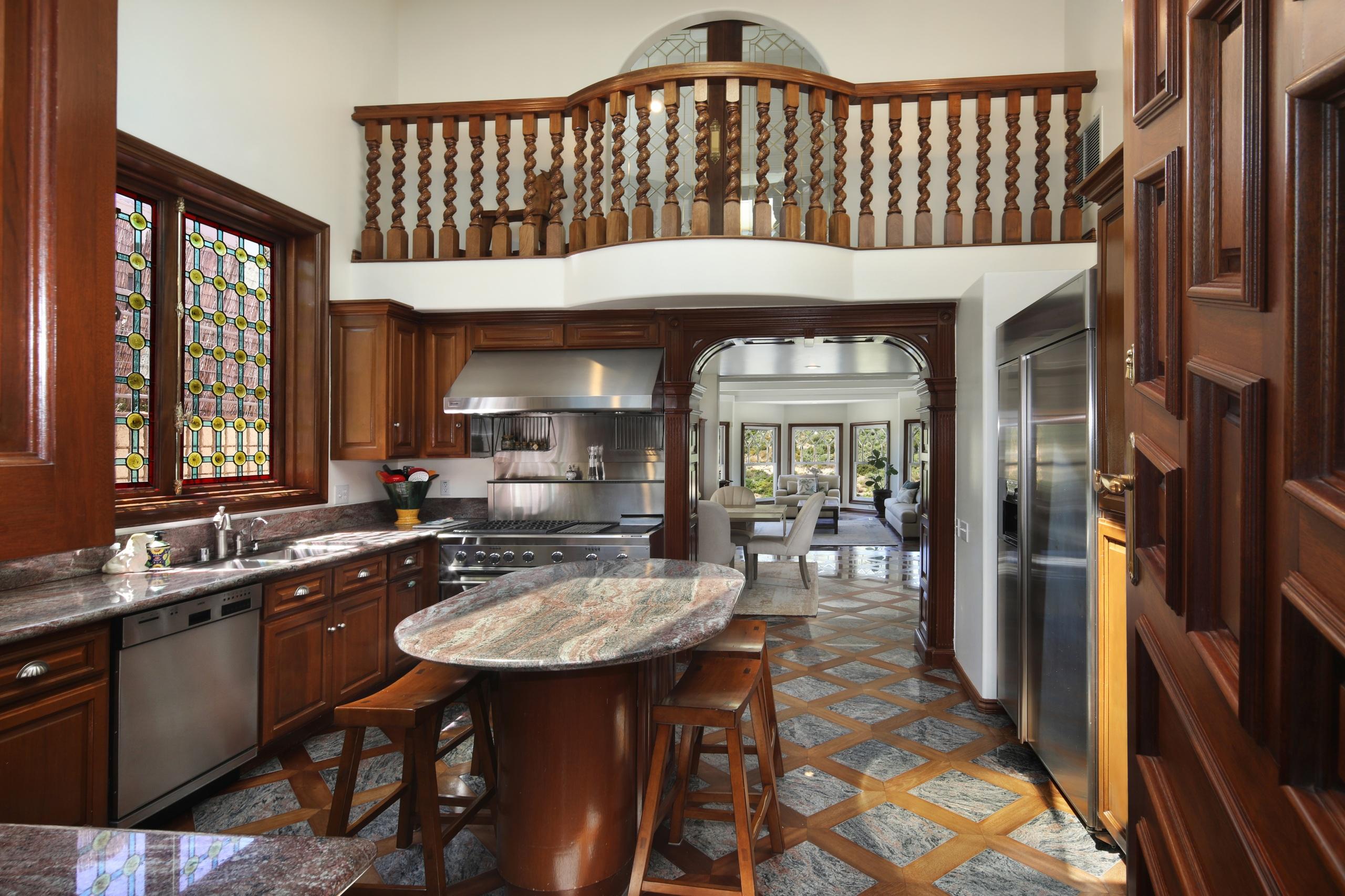 Фотографии кухни Интерьер стола дизайна 2560x1706 Кухня Стол столы Дизайн