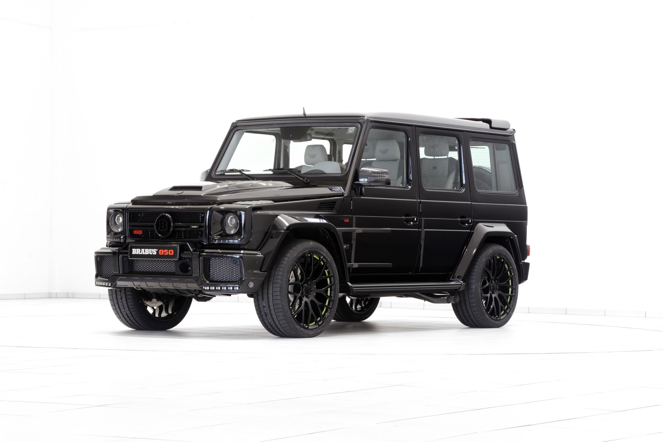 Фотография Mercedes-Benz G-класс W463 черных Автомобили 2560x1706 Мерседес бенц Гелентваген Черный черные черная авто машина машины автомобиль