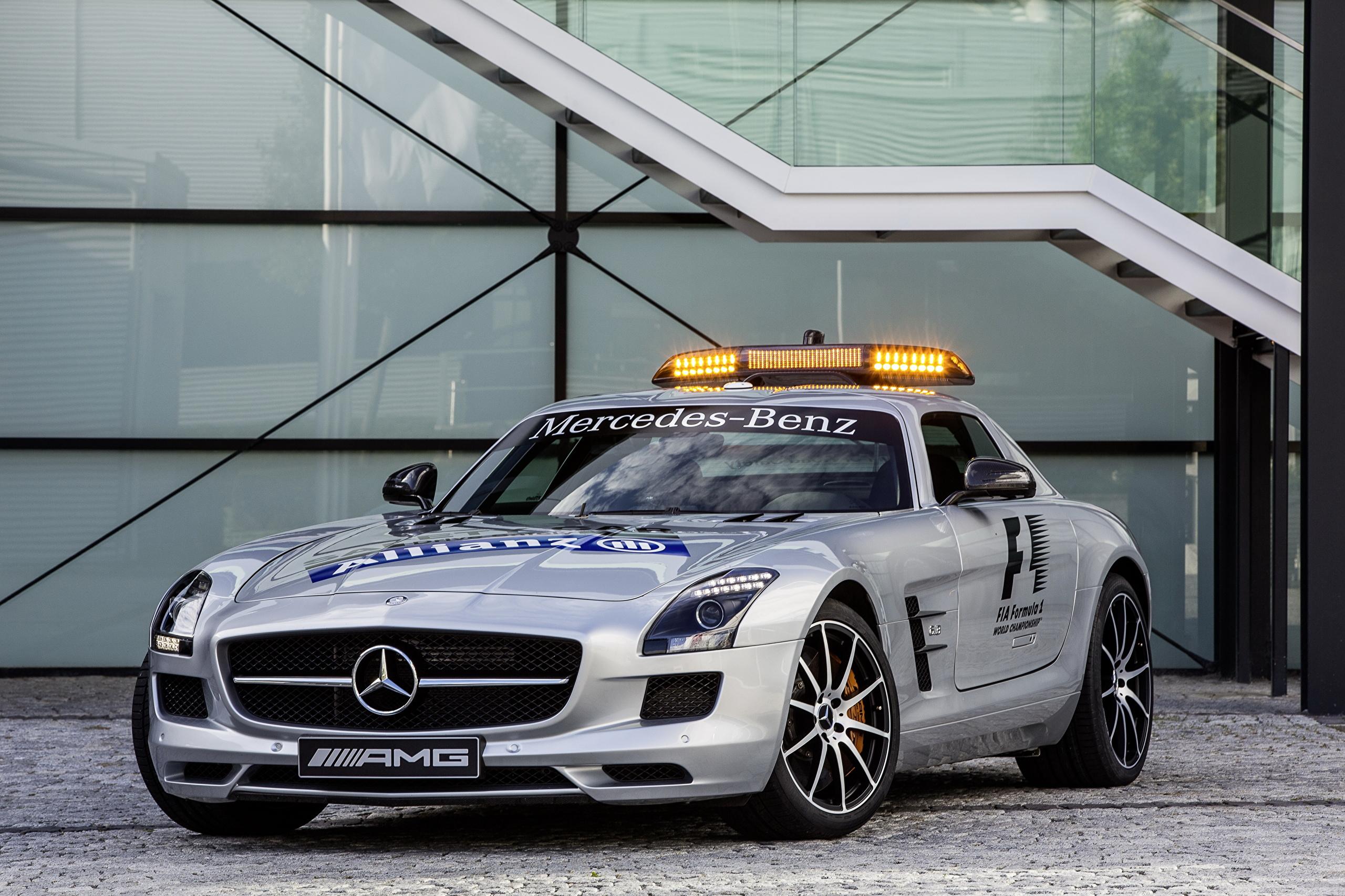 Mercedes-Benz Safety car загрузить