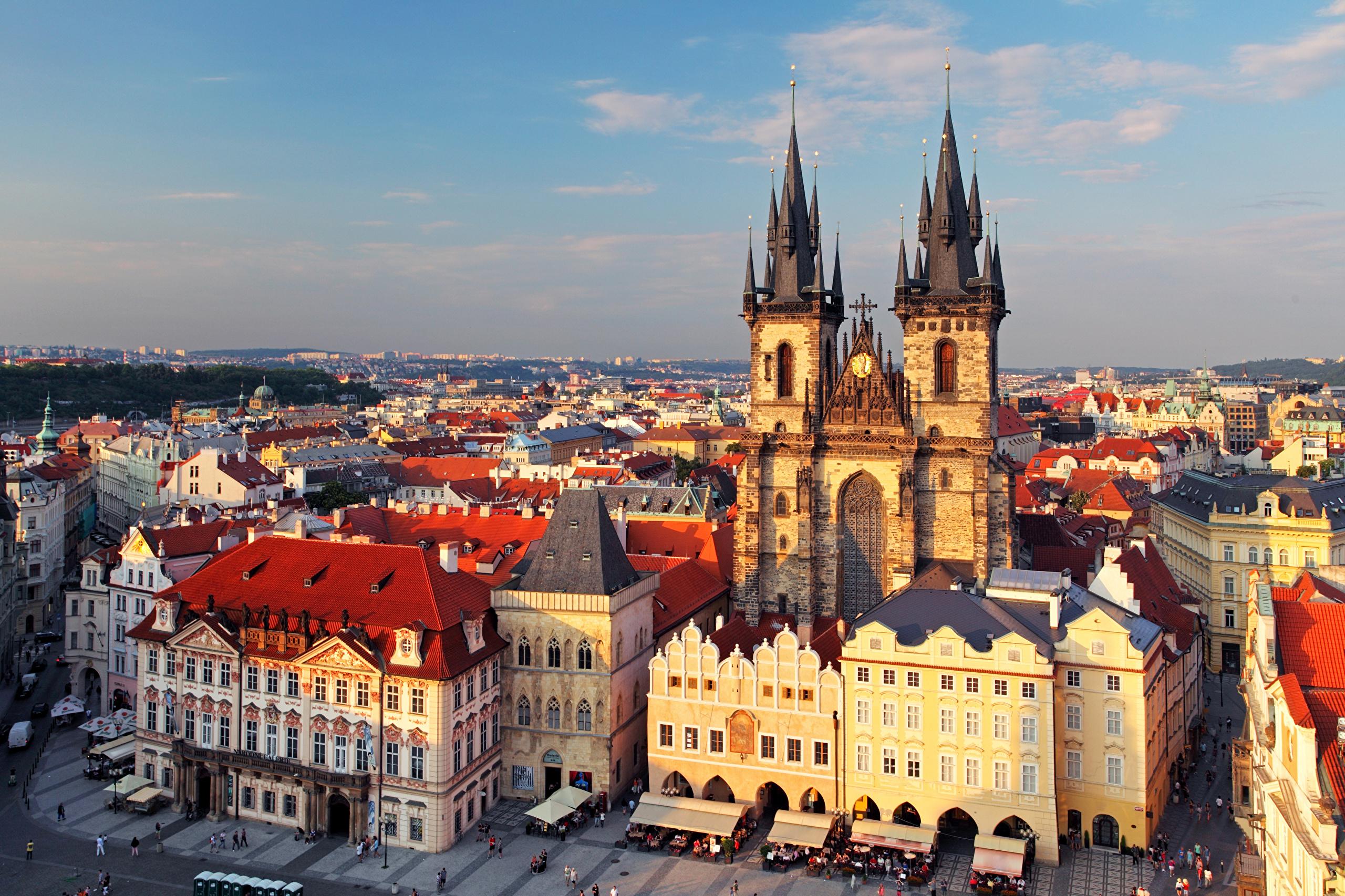 Эконом тур в Прагу + Карловы Вары* + Дрезден* из Москвы