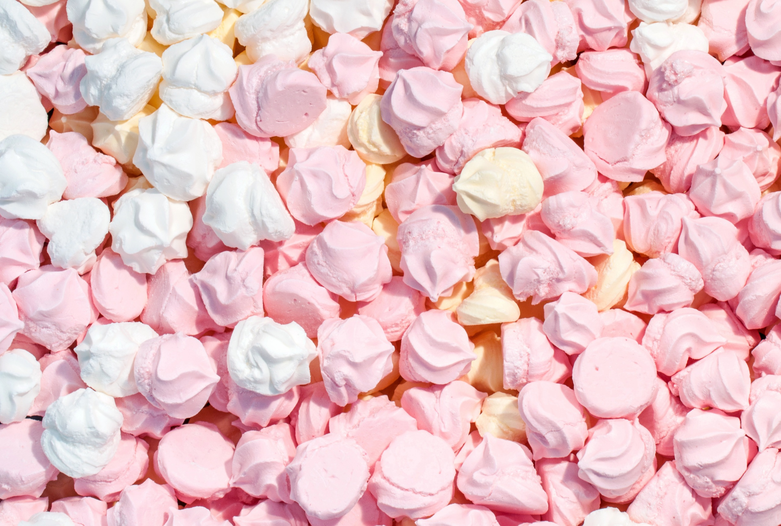 Картинка Beze Продукты питания Много сладкая еда 2560x1725 Еда Пища Сладости