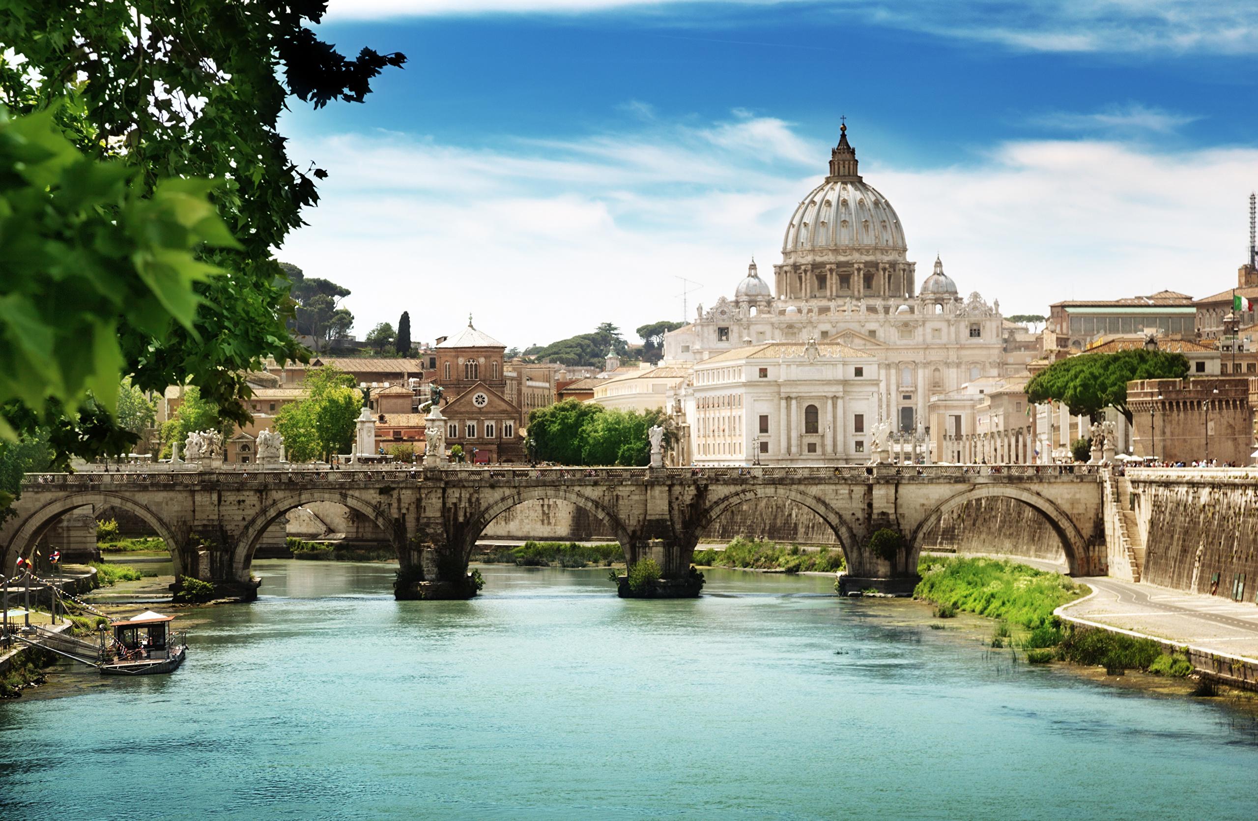 страны архитектура Рим Италия скачать