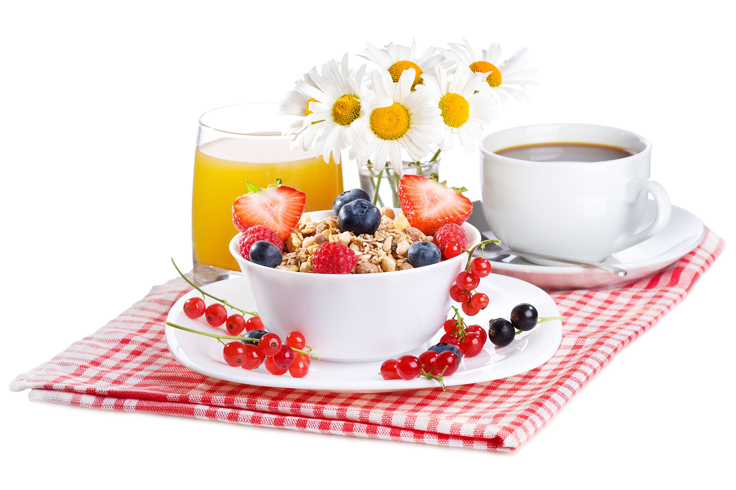хлопья завтрак виноград flakes Breakfast grapes бесплатно
