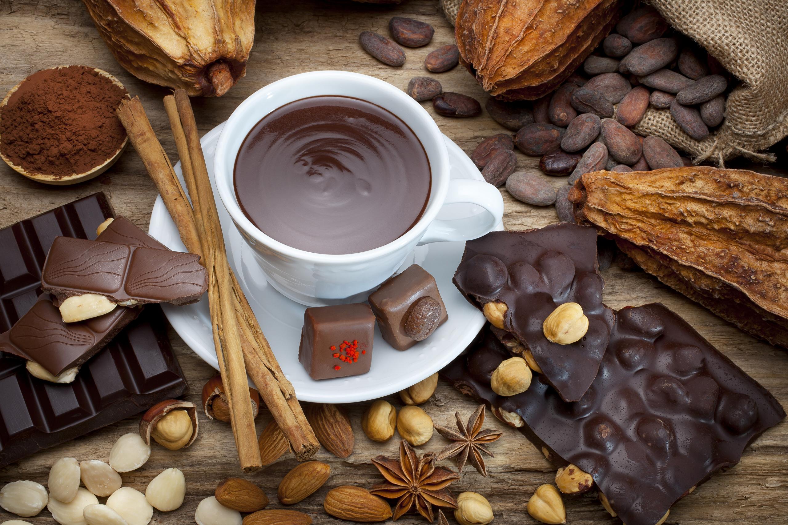 шоколад чашка без смс