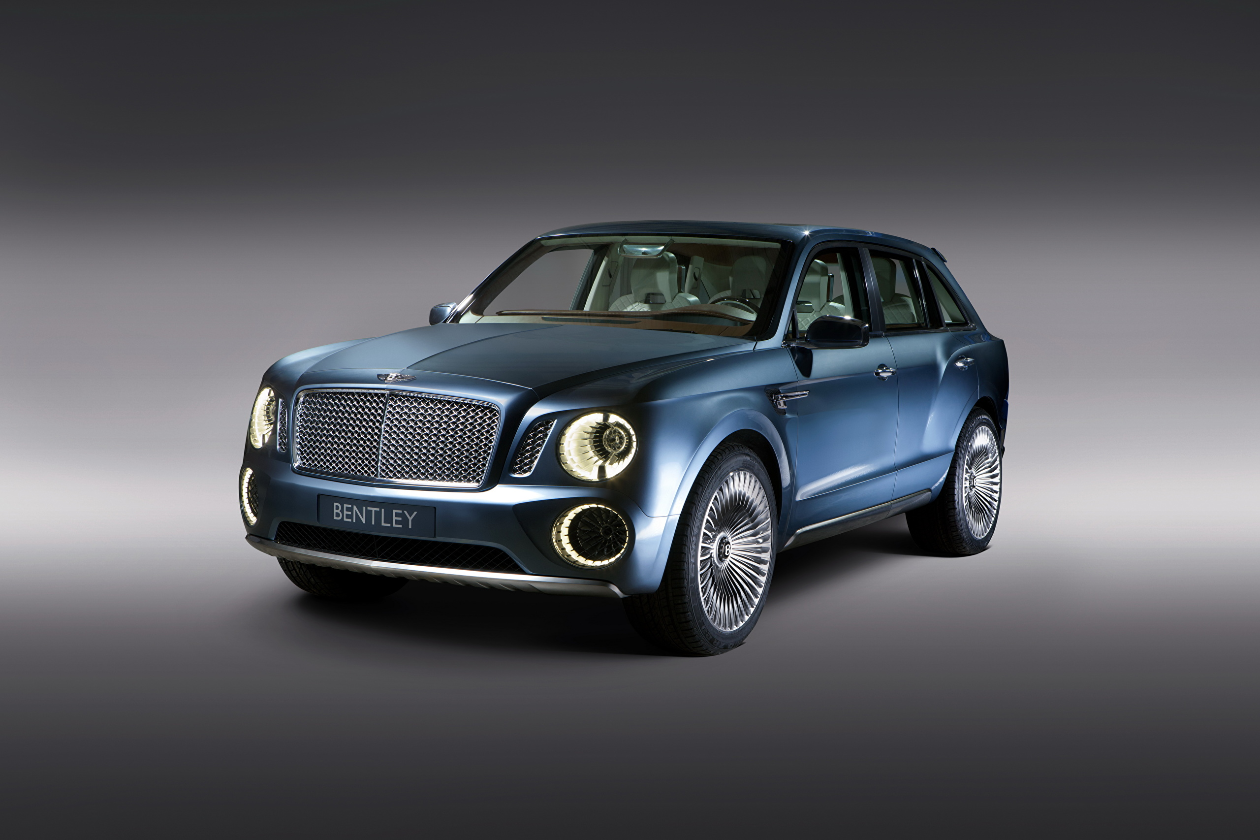 автомобиль Bentley Bentyaga car без смс