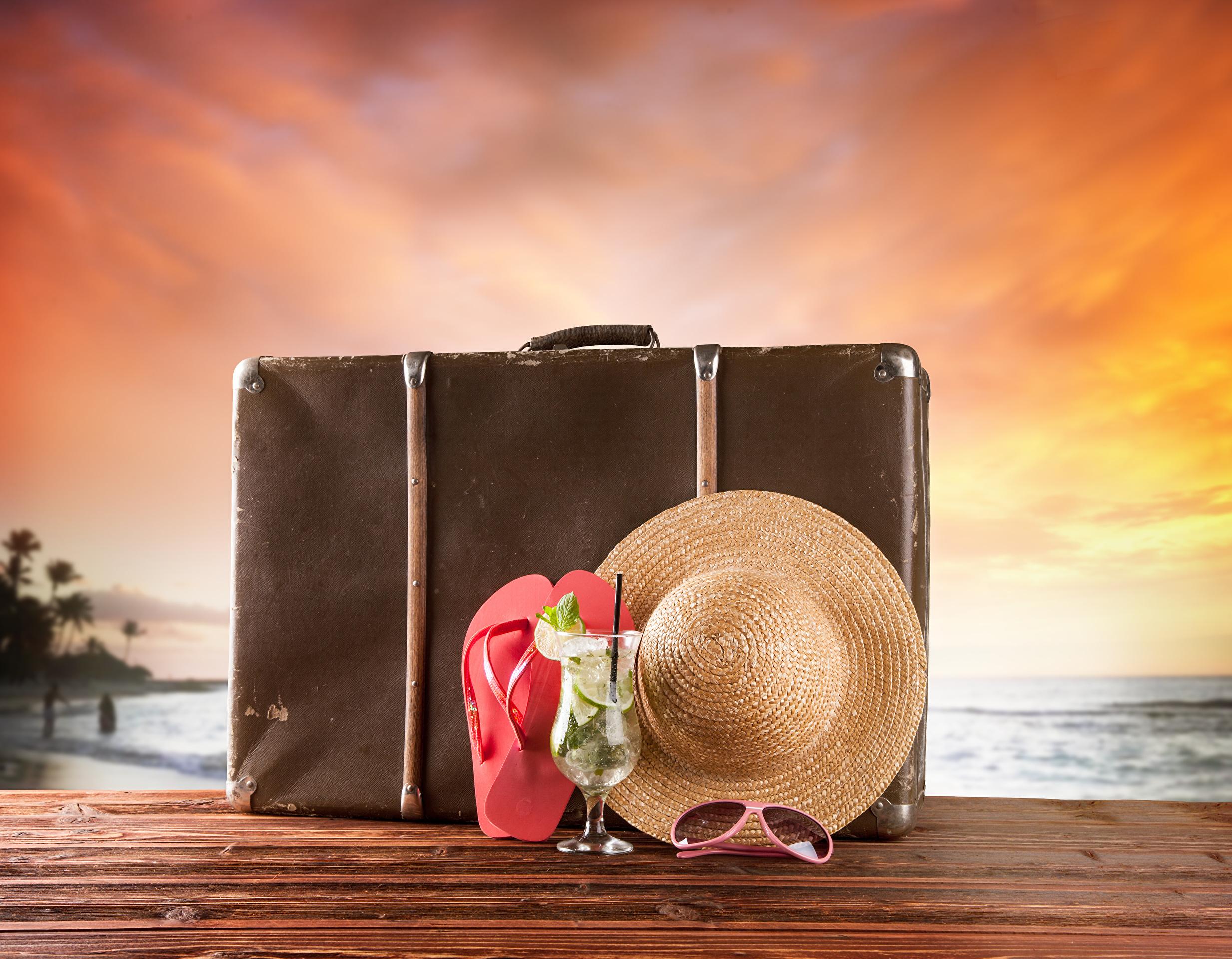 Обои чемодан. Разное foto 12