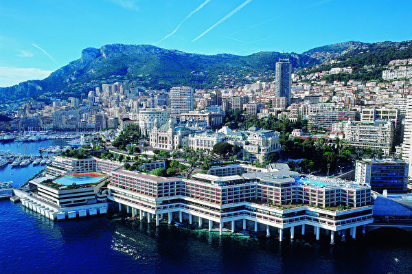 Дома монако фото