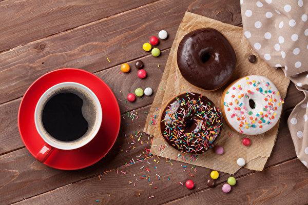 фото на пончики
