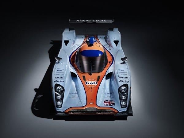 Картинка Астон мартин DBR1-2, LMP1, Sports prototype, 24 Hours of Le Mans Сверху Автомобили 600x450 Aston Martin авто машины машина автомобиль