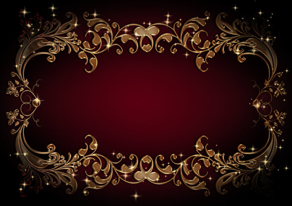 Обои для рабочего стола Узоры Шаблон поздравительной открытки Цветной фон 600x424 орнамент