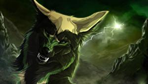 Обои Wolf's Rain Аниме