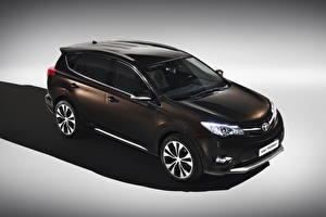 Фотография Тойота Черный Металлик 2013 RAV4 Premium авто