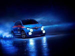 Фотография Renault Голубой 2013 TwinRun