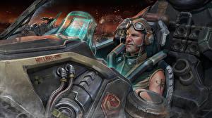 Фотография StarCraft StarCraft 2 Мужчина