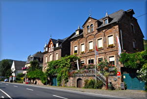 Фотография Германия Дома Эдигер-Эллер Улица