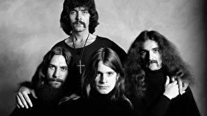 Обои Black Sabbath Мужчины Музыка фото