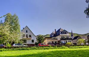 Фото Германия Дома Эдигер-Эллер