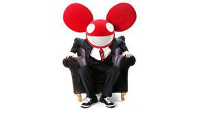 Фотографии Мыши Кресло Костюм Deadmau5