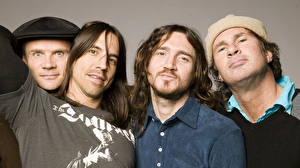 Фото RHC Michael Balzary Anthony Kiedis John Frusciante Chad Smith Музыка