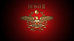 Картинки Total War Rome: Total War Орлы Герб Игры