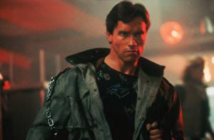 Фотография Терминатор Arnold Schwarzenegger Мужчины Куртка Фильмы Знаменитости